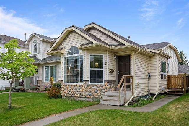 15 Chaparral Ridge Way SE, Calgary, AB T2X 3K4 (#A1118296) :: Calgary Homefinders