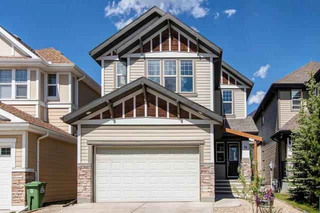 40 Sunset Terrace, Cochrane, AB T4C 0G1 (#A1118297) :: Calgary Homefinders
