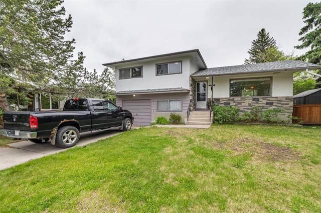 2820 Grant Crescent SW, Calgary, AB T3E 4L1 (#A1118320) :: Calgary Homefinders