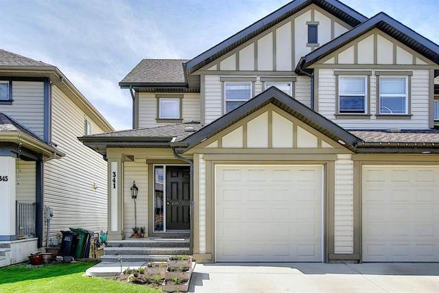 341 Sunset Common, Cochrane, AB T4C 0L7 (#A1118354) :: Calgary Homefinders