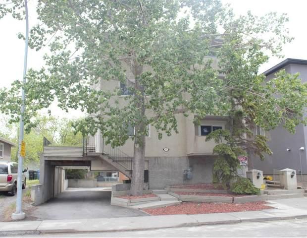 2512 15 Street SW #4, Calgary, AB T2T 3Z5 (#A1118357) :: Calgary Homefinders