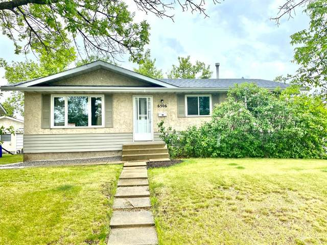 6506 Marler Drive, Camrose, AB T4V 3P4 (#A1118367) :: Calgary Homefinders