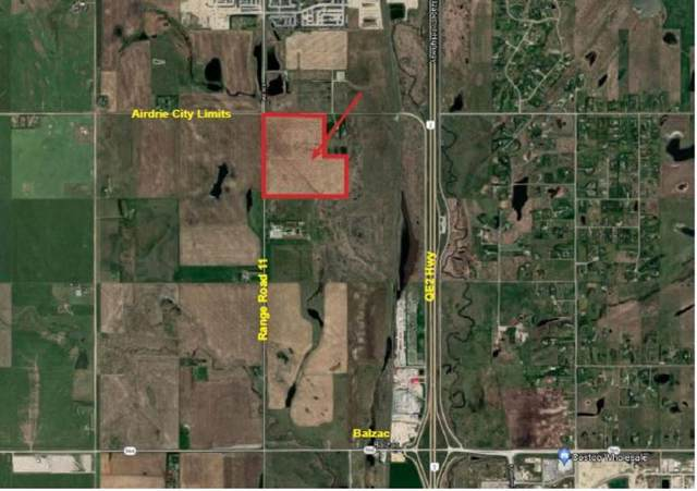 Twp Rd 264, Rural Rocky View County, AB T4B 2T3 (#A1118369) :: Calgary Homefinders