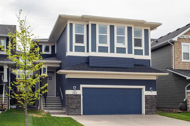 224 Crestmont Drive SW, Calgary, AB T2B 1G8 (#A1118392) :: Calgary Homefinders