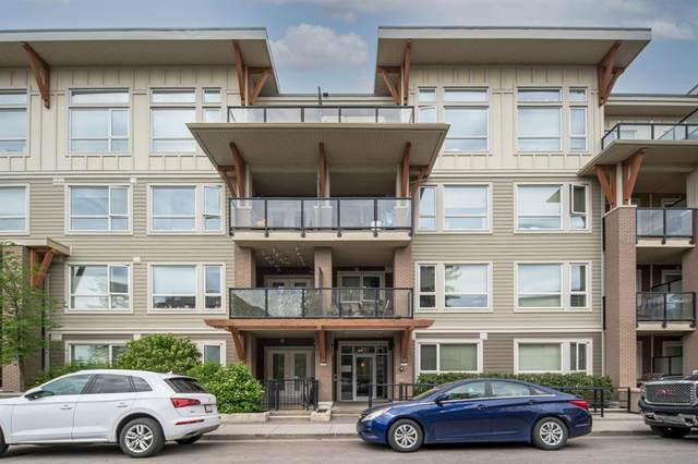 721 4 Street NE #331, Calgary, AB T2E 3S7 (#A1118401) :: Calgary Homefinders