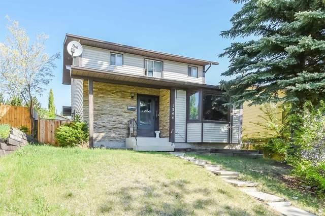 1244 Berkley Drive NW, Calgary, AB T3K 1S9 (#A1118414) :: Calgary Homefinders