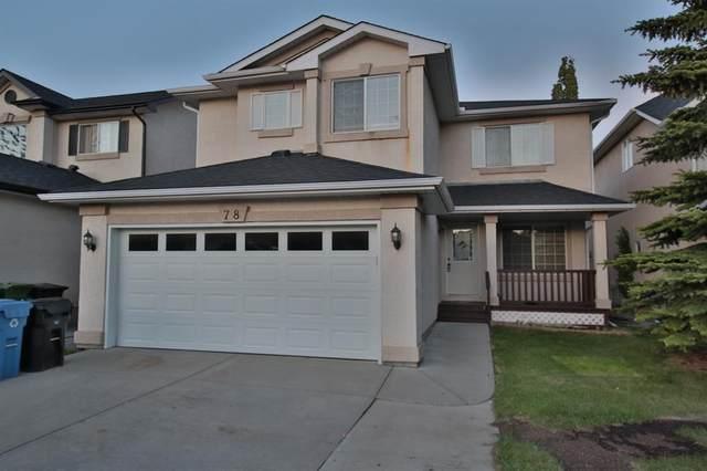 78 Harvest Grove Close NE, Calgary, AB T3K 4T7 (#A1118424) :: Calgary Homefinders