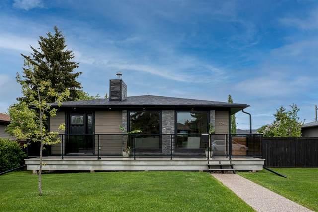 154 Heston Street NW, Calgary, AB T2K 2C4 (#A1118429) :: Calgary Homefinders