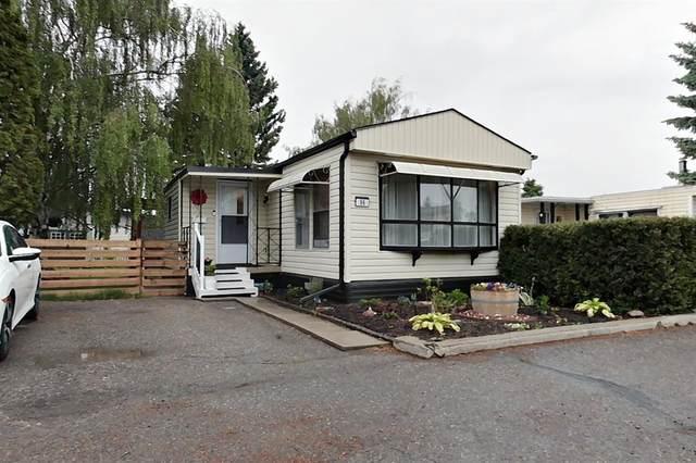 1410 43 Street S #96, Lethbridge, AB T1K 4Z6 (#A1118437) :: Calgary Homefinders