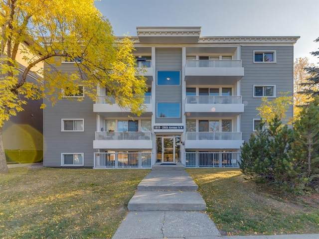 1815 26 Avenue SW #10, Calgary, AB T2T 1E2 (#A1118467) :: Calgary Homefinders