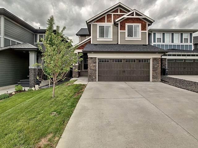 10 Mount Rae Terrace, Okotoks, AB T1S 0M6 (#A1118481) :: Calgary Homefinders