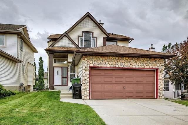 96 Arbour Crest Drive NW, Calgary, AB T3G 4L2 (#A1118500) :: Calgary Homefinders