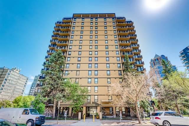 733 14 Avenue SW #401, Calgary, AB T2R 0R7 (#A1118530) :: Calgary Homefinders