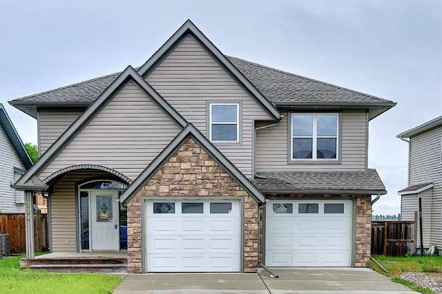 280 Highland Circle, Strathmore, AB T1P 1V5 (#A1118540) :: Calgary Homefinders