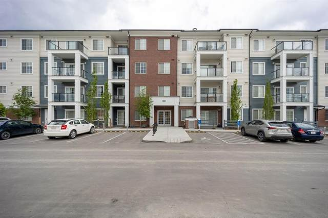 298 Sage Meadows Park NW #2310, Calgary, AB T3P 1P5 (#A1118543) :: Calgary Homefinders