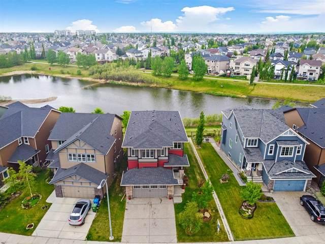 56 Cougar Ridge Green SW, Calgary, AB T3H 0S6 (#A1118545) :: Calgary Homefinders