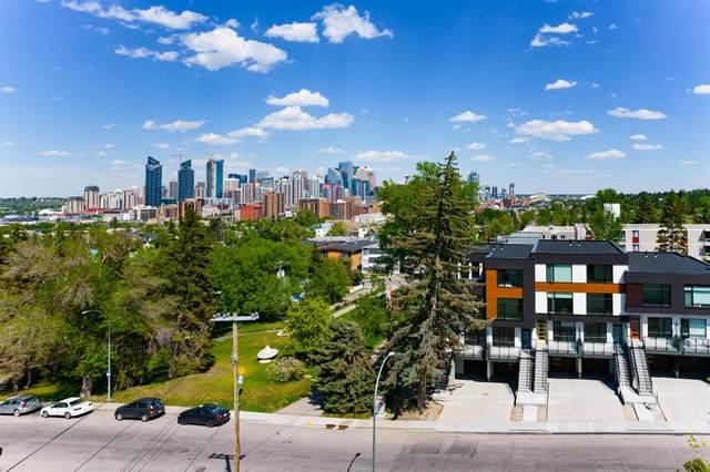 2100 17A Street SW #1, Calgary, AB T2T 4R8 (#A1118560) :: Calgary Homefinders
