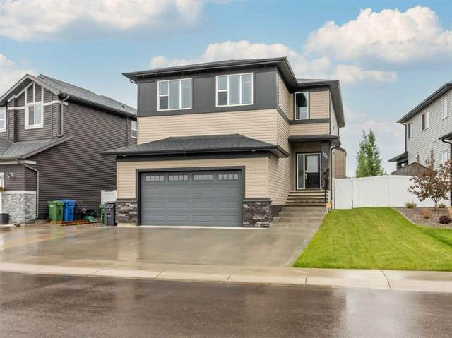 102 Caribou Crescent, Red Deer, AB T4P 0T6 (#A1118565) :: Calgary Homefinders