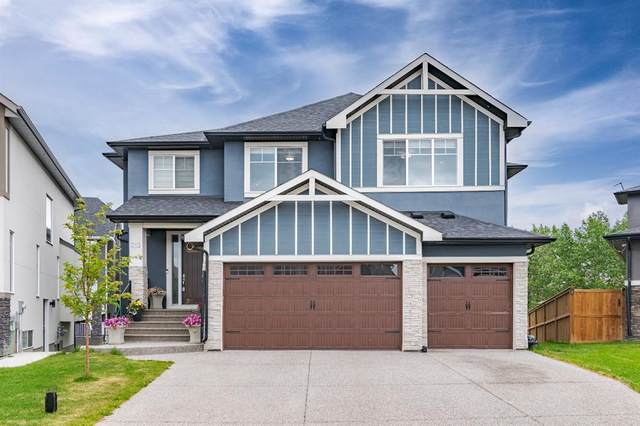 313 Kinniburgh Cove, Chestermere, AB T1X 0Y7 (#A1118572) :: Calgary Homefinders