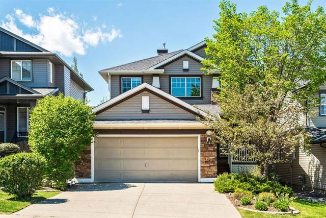 53 Crestmont Drive SW, Calgary, AB  (#A1118575) :: Calgary Homefinders