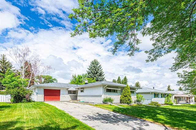 632 44 Avenue NW, Calgary, AB T2K 0J4 (#A1118579) :: Western Elite Real Estate Group