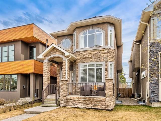 2219 32 Avenue SW, Calgary, AB T2T 1X2 (#A1118580) :: Calgary Homefinders