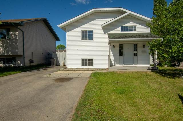 8140 95 Street, Grande Prairie, AB T8V 7G3 (#A1118597) :: Calgary Homefinders