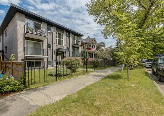 1736 13 Avenue SW #103, Calgary, AB T3C 0T9 (#A1118602) :: Calgary Homefinders
