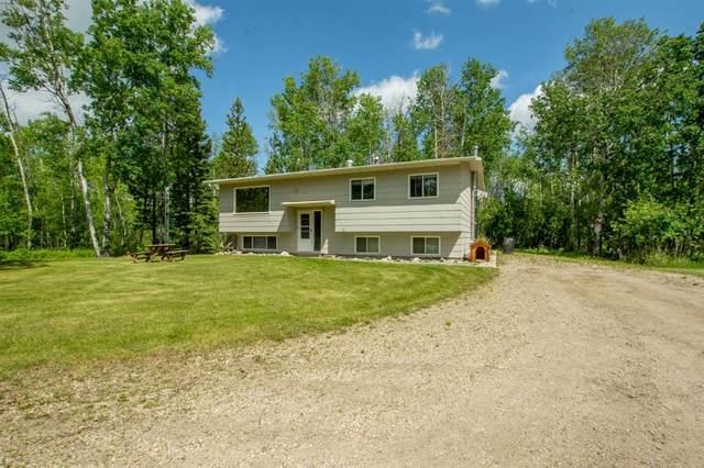 34 Hilltop Estates, Rural Grande Prairie No. 1, County of, AB T0H 3S0 (#A1118621) :: Calgary Homefinders