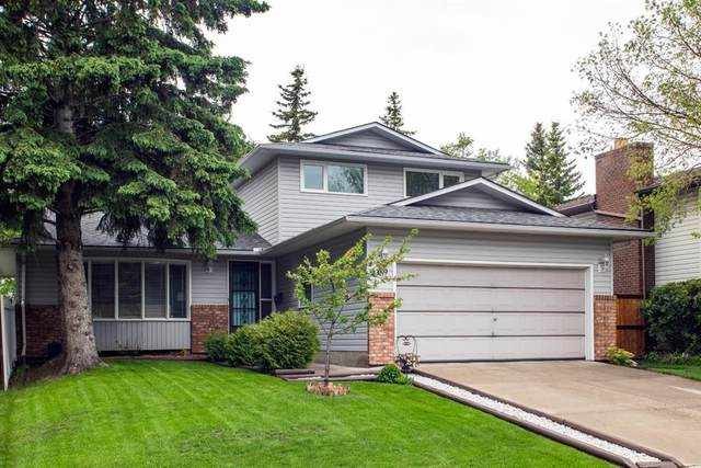 159 Wood Crest Place SW, Calgary, AB T2W 3R1 (#A1118622) :: Western Elite Real Estate Group