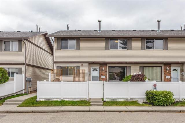 740 Bracewood Drive SW #6, Calgary, AB T2W 3N6 (#A1118629) :: Calgary Homefinders
