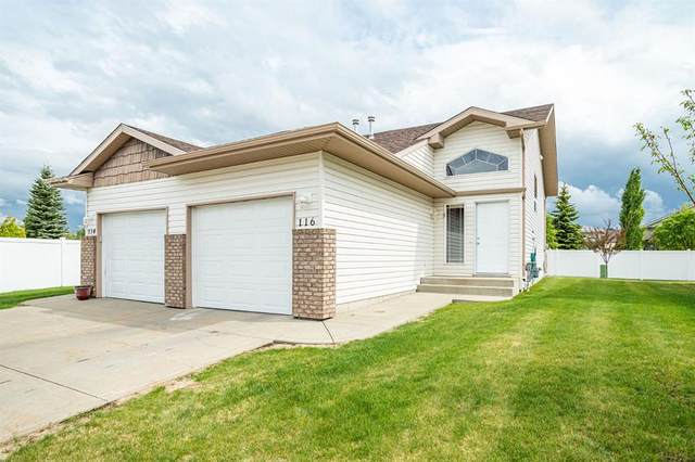 6220 Orr Drive #116, Red Deer, AB T4P 3Z8 (#A1118632) :: Calgary Homefinders