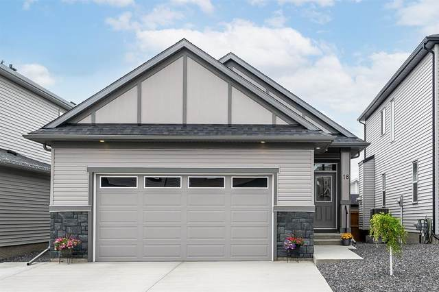18 Drake Landing Street, Okotoks, AB T1S 0P7 (#A1118643) :: Calgary Homefinders