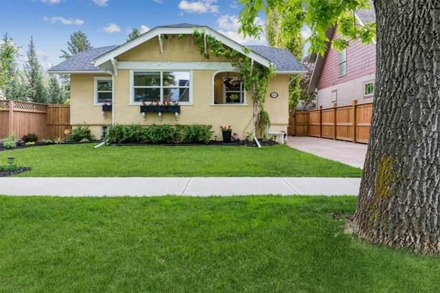 1410 5 Street NW, Calgary, AB T2E 1B2 (#A1118659) :: Calgary Homefinders