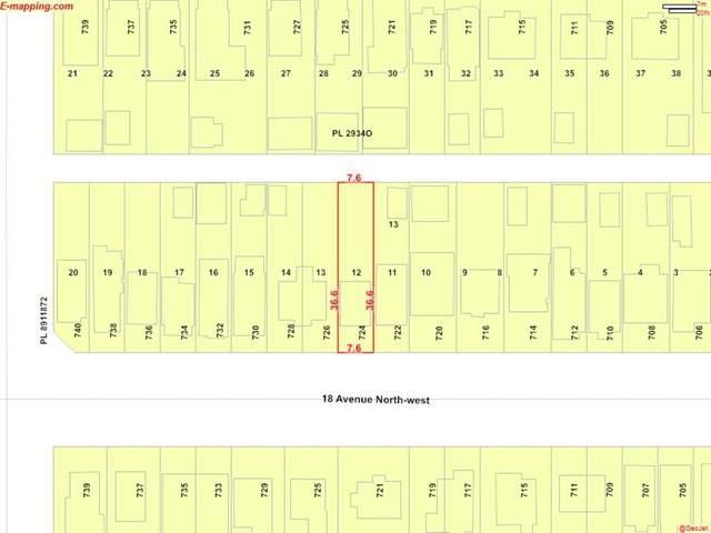 724 18 Avenue NW, Calgary, AB T2M 0V1 (#A1118678) :: Calgary Homefinders