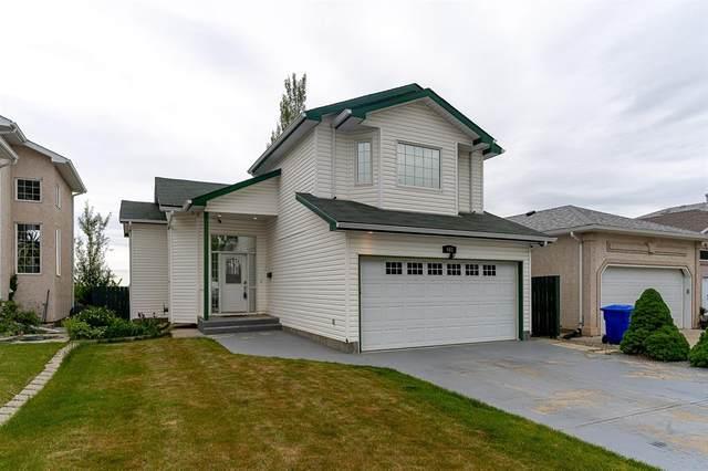 161 Stafford Boulevard N, Lethbridge, AB T1H 6K7 (#A1118681) :: Western Elite Real Estate Group