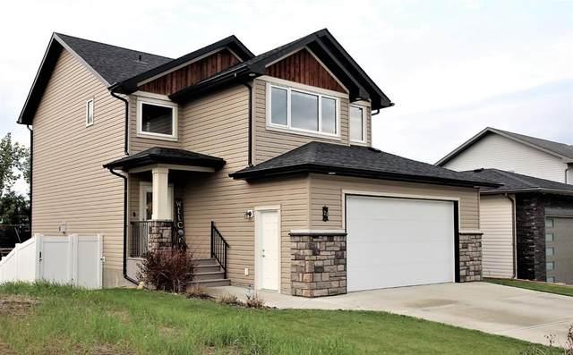 21 Cole Way, Sylvan Lake, AB T4S 2E5 (#A1118686) :: Calgary Homefinders