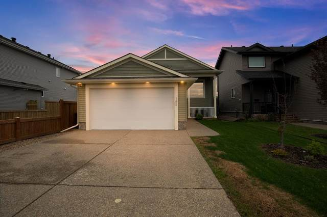 165 Warren Way, Fort Mcmurray, AB T9H 5H7 (#A1118700) :: Calgary Homefinders
