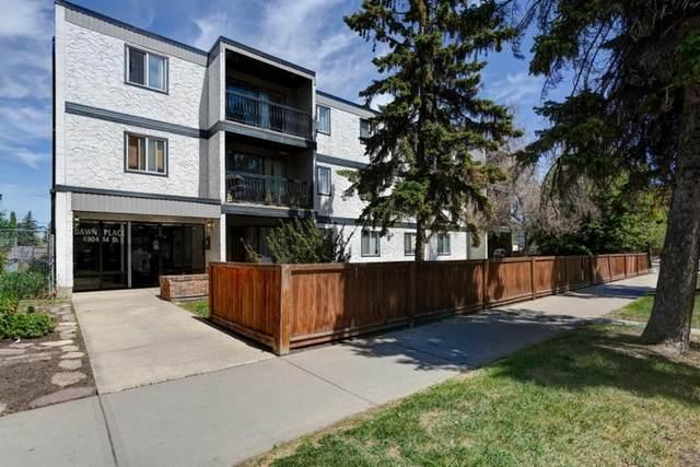 4904 54 Street #201, Red Deer, AB T4N 2G8 (#A1118709) :: Calgary Homefinders