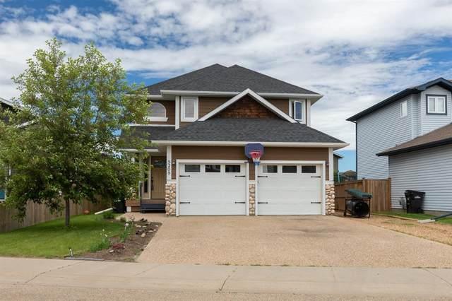 5208 33 Avenue, Camrose, AB T4V 4E2 (#A1118711) :: Calgary Homefinders