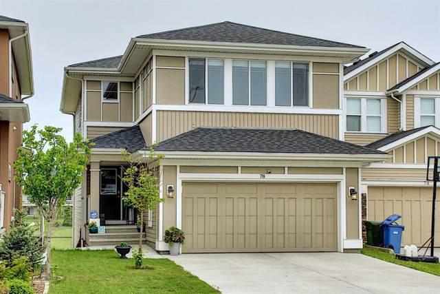 78 Redstone Cove NE, Calgary, AB T3N 0N1 (#A1118716) :: Calgary Homefinders