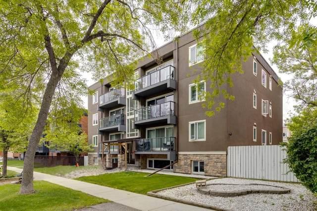 343 4 Avenue NE #202, Calgary, AB  (#A1118718) :: Calgary Homefinders