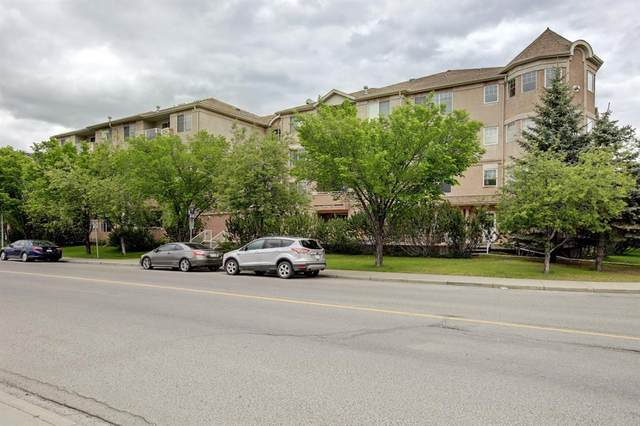 15320 Bannister Road SE #102, Calgary, AB T2X 1Z6 (#A1118720) :: Calgary Homefinders