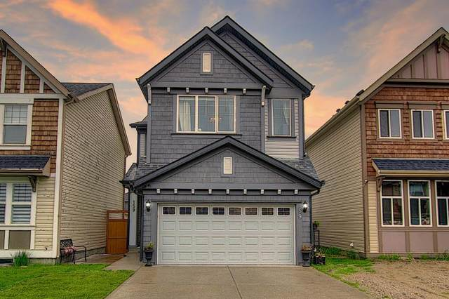 159 Skyview Point Crescent NE, Calgary, AB T3N 0K6 (#A1118734) :: Greater Calgary Real Estate