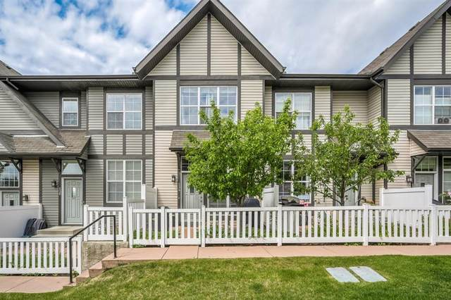 134 New Brighton Villas SE, Calgary, AB T4Z 0T7 (#A1118735) :: Calgary Homefinders