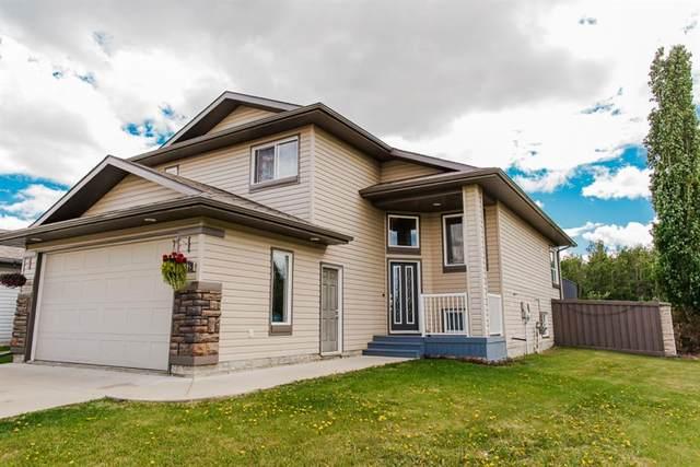 8595 69 Avenue, Grande Prairie, AB T8X 0C8 (#A1118739) :: Calgary Homefinders