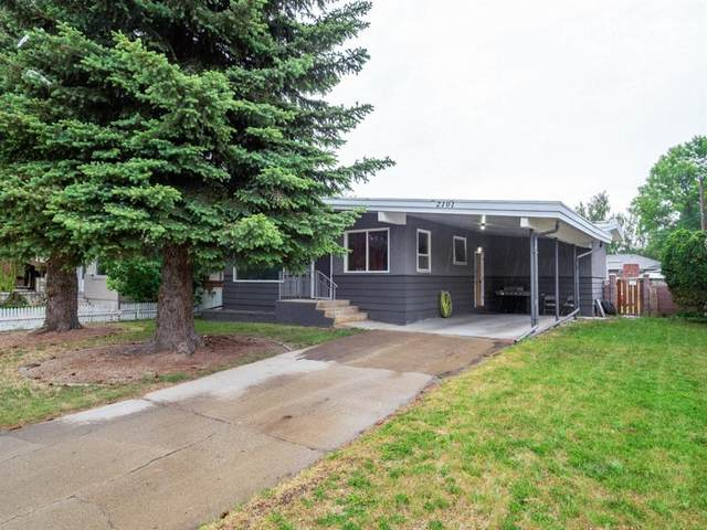 2101 16 Avenue S, Lethbridge, AB T1K 0Z4 (#A1118740) :: Calgary Homefinders