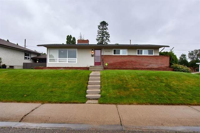 1498 11 Avenue NE, Medicine Hat, AB T1A 6G8 (#A1118743) :: Western Elite Real Estate Group