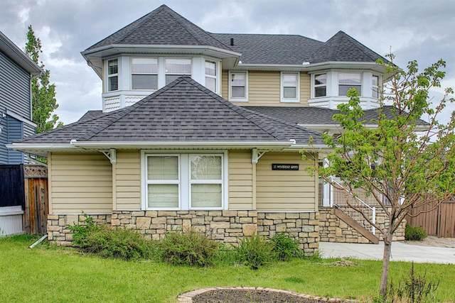 25 Westridge Green, Okotoks, AB T1S 0J9 (#A1118745) :: Calgary Homefinders