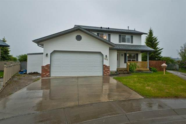 305 Strathford Bay, Strathmore, AB T1P 1N8 (#A1118749) :: Calgary Homefinders